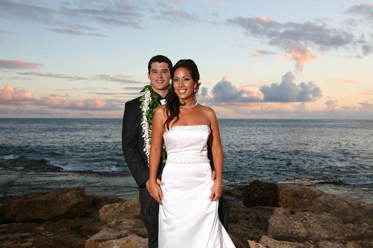 Lanikuhona - wedding day
