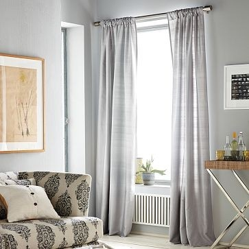 curtains grey panels on grey wall dreamy home decor pinterest