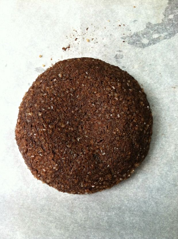 ginger-molasses cookie I | Cookies, Bar Cookies, Brownies | Pinterest