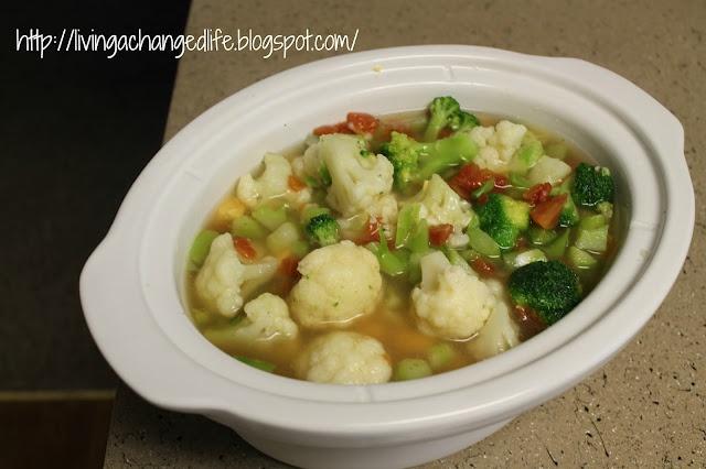 Broccoli-Cauliflower Cheese Soup | Soups/Stews/Chili | Pinterest