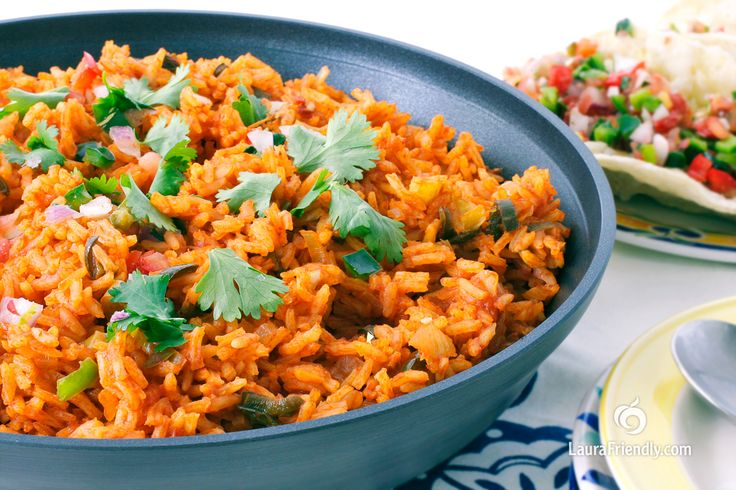 Spanish Rice | | Recipes to try this week | Pinterest