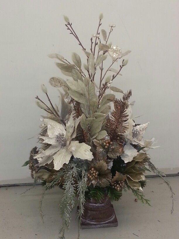 Xmas love the texture christmas winter fleurs pinterest