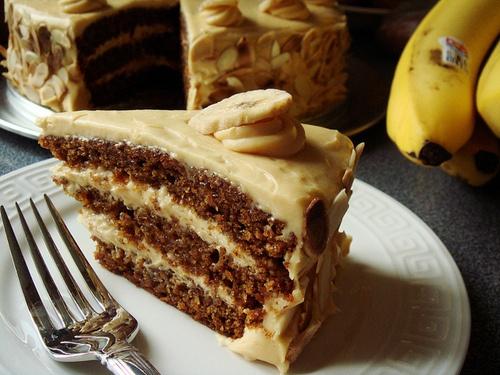 Caramel Hazelnut Banana Bread With Sweet Icing Recipes — Dishmaps