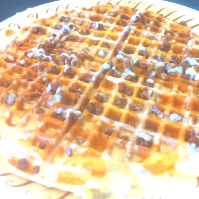 praline waffles?! Well we have them! Like us on Facebook, Waffle ...