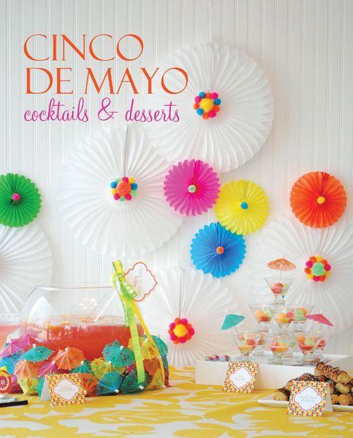 cinco de mayo part table - so fun!