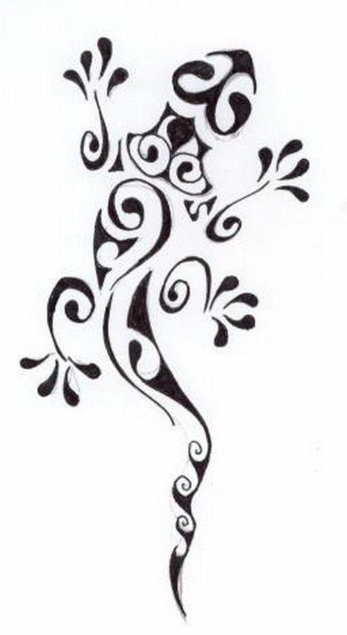Lizard Henna Design By AprilMo On DeviantART  Henna