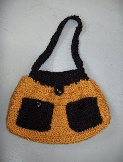 Crochet Bag With Pockets Pattern : CROCHET PURSE WITH POCKETS ? Only New Crochet Patterns