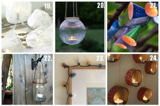 24 diy outdoor patio lighting ideas yard and garden pinterest