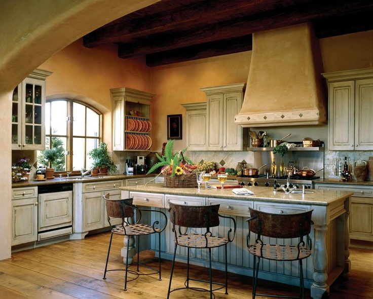 Sweet summery kitchen in santa fe for the home for Santa fe kitchen