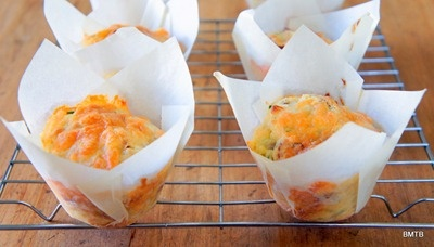Bacon Cheese and Chive Muffins 2 | recipes I am going to make someday ...