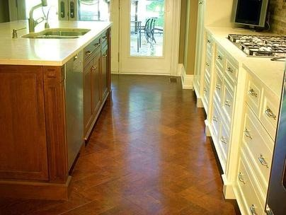 Maybe A Cork Floor Kitchen 2013 Pinterest