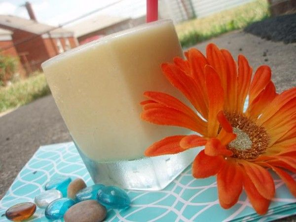 Lazy Day Tropical Shake