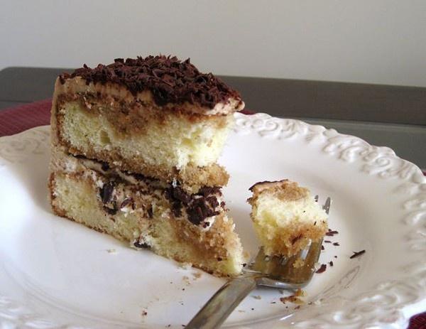 Dorie Greenspan's Tiramisu Cake