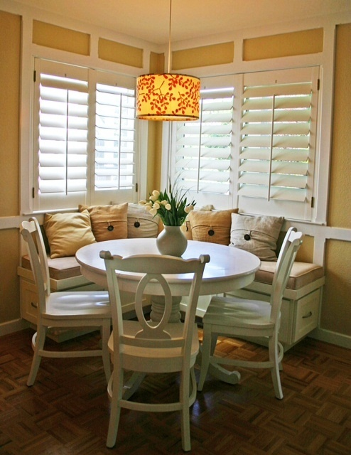 Breakfast Nook Kitchen Ideas Pinterest