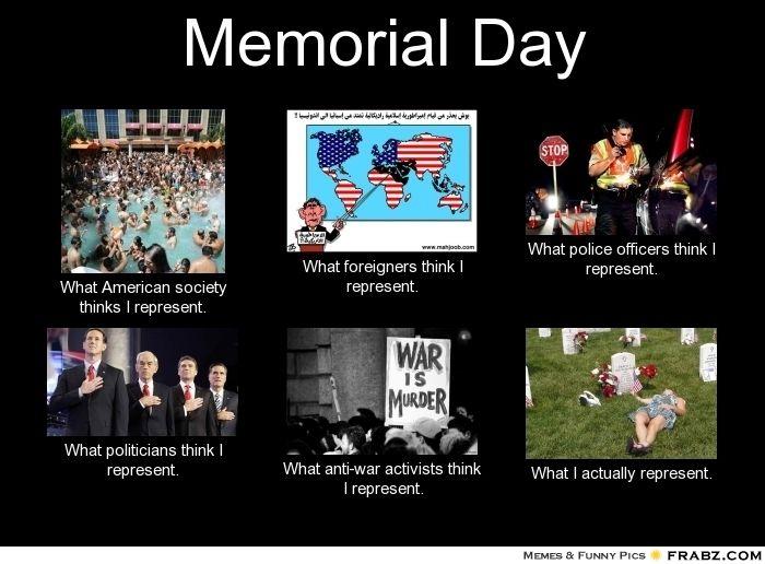 memorial day origins snopes