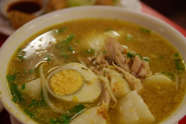 Soto Ayam- NOBODY makes this better than my grandma!