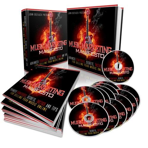 Music Marketing Manifesto - Music marketing training guide for the new music business: http://www.musicmarketingmanifesto.com