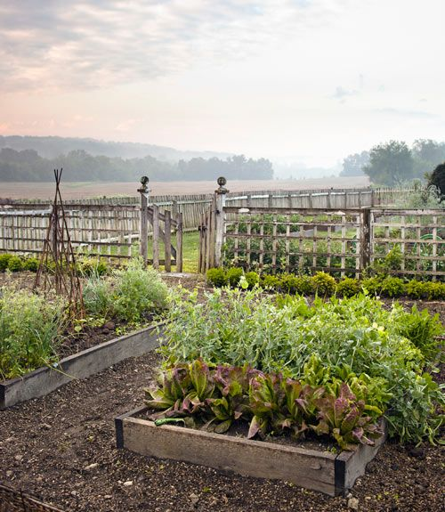 Beautiful raised garden beds in ohio in the garden for Beautiful raised gardens