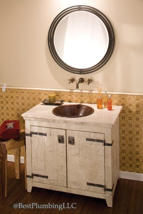 Native Trails bathroom by Best Plumbing Seattle, WA (206) 633-1700