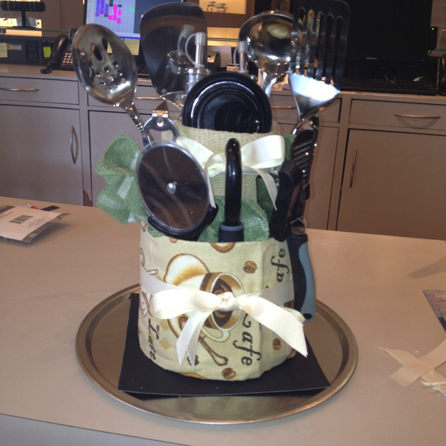 Wedding Gift Ideas Pinterest : Bridal shower gift!!! Gift Ideas Pinterest