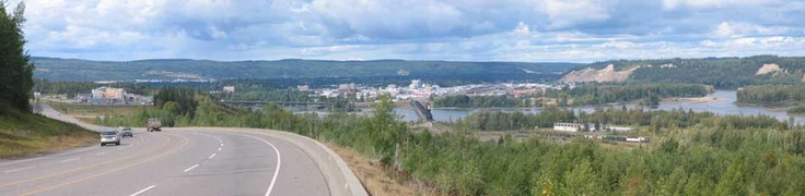 Prince George (BC) Canada  city pictures gallery : Prince George, B. C. Canada panorama of Prince George Memories of ...