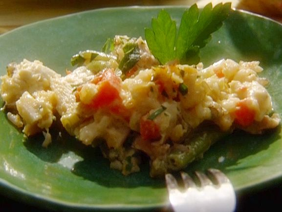 Food Network invites you to try this Chicken and Rice Casserole recipe ...