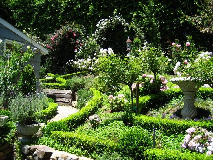 European Garden Design Ideas : European garden design ideas