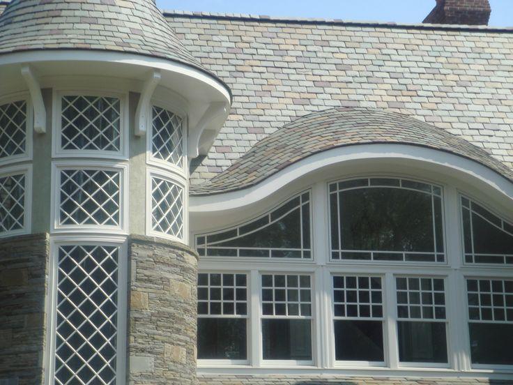Eyebrow Window House Exteriors Pinterest