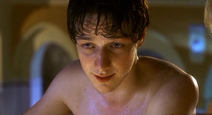 James McAvoy as Mike i...