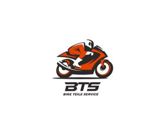 bikers logo design