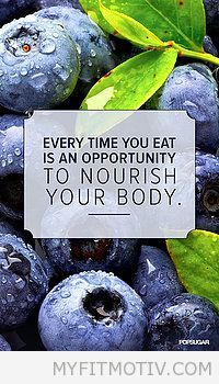 FitSugar's Motivational Fitness Quotes Photo 26  - http://myfitmotiv.com - #myfitmotiv #fitness motivation #weight loss #food #fitness #diet #gym #motivation