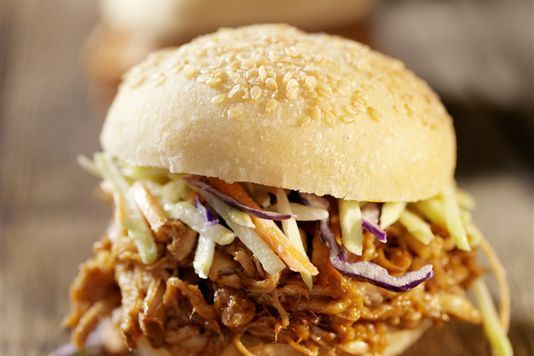Slow roasted pulled pork recipe | Recipies to try | Pinterest