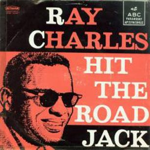 Ray charles hit the road jack from karaoke