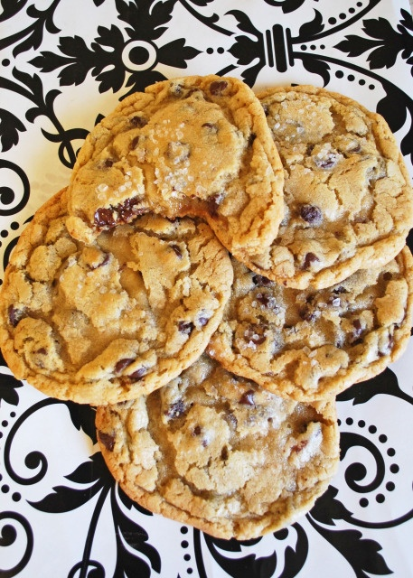 Perfect Chocolate Chip Cookies. Tips and tricks to getting the right ...