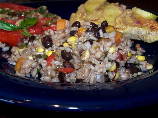 Southwestern Rice Pilaf Recipe — Dishmaps