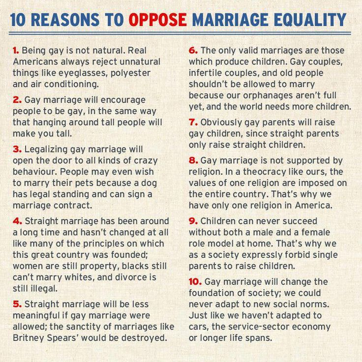 Buy Gay Marriage Pros And Cons Essay