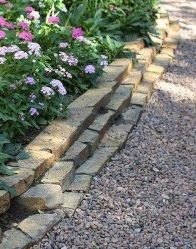 Garden Paths 16 Easy To Imitate Stone Walkways