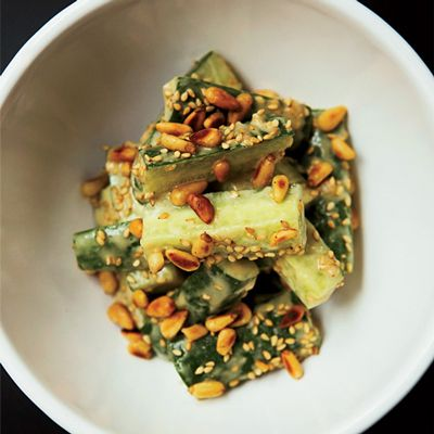 Japanese Cucumber Salad with Sesame-Miso Dressing | Recipe