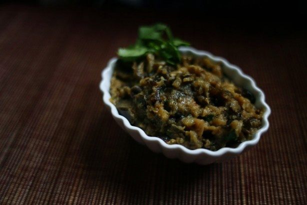 "Savory Eggplant ""Jam"" with Cumin and Coriander"
