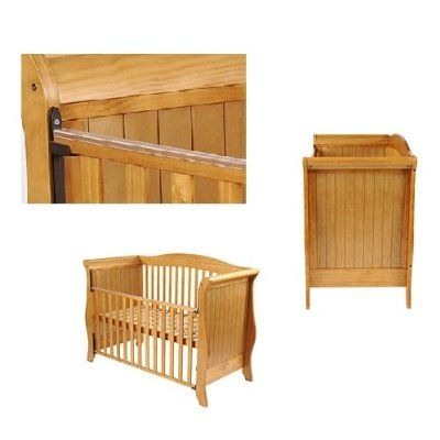 Kiddicare Sleigh Cot Bed Review