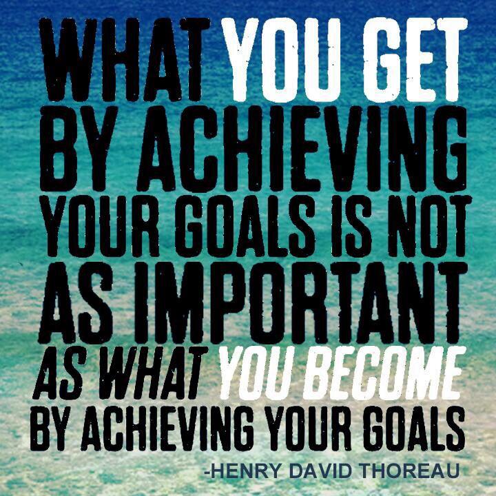 famous quotes on achieving goals quotesgram