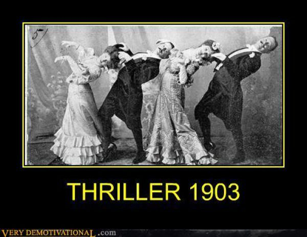 Thriller 1903 - 36 of My Favorite Silly, Crazy or Funny Quotes of the Day