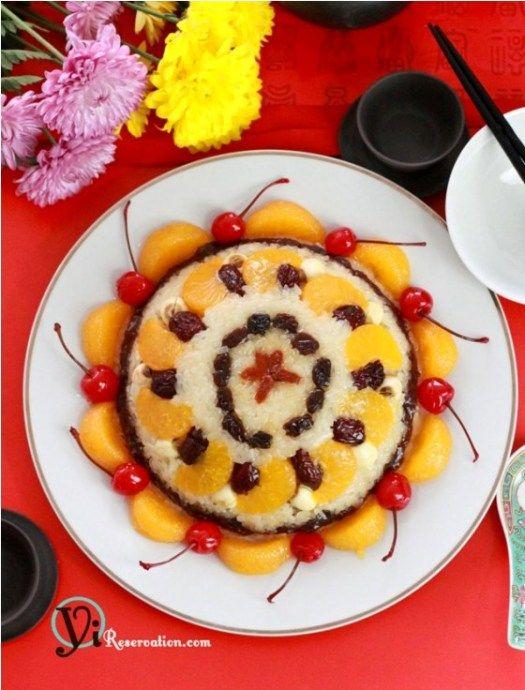 Eight-Treasure Rice (八寶飯)   Indulge   Pinterest