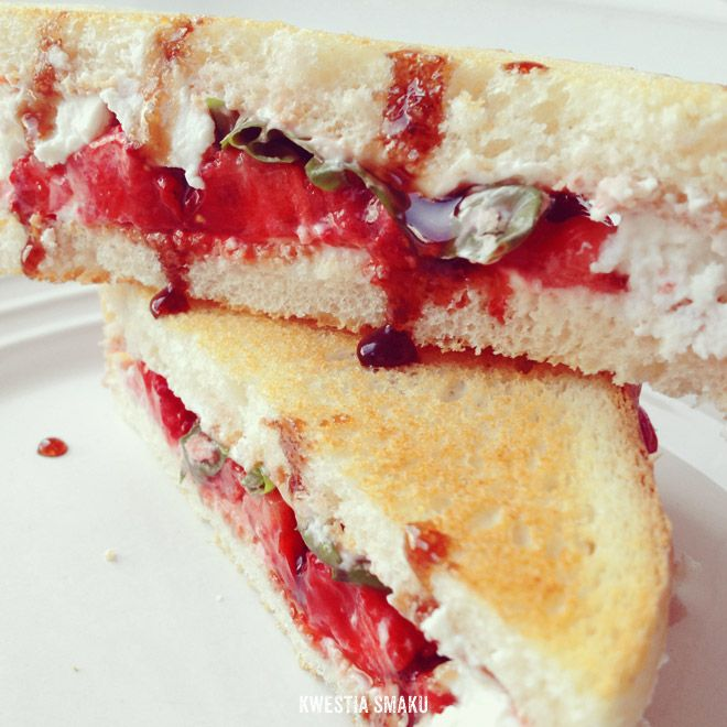 Ricotta And Strawberry Sandwich Recipes — Dishmaps