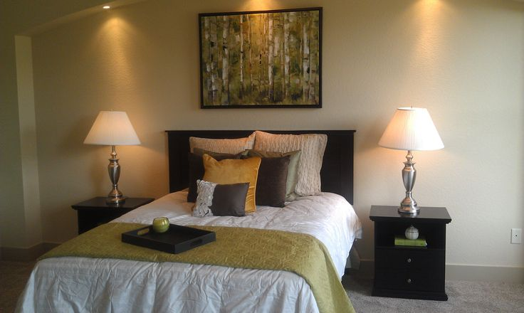 master bedroom staging a home above pinterest