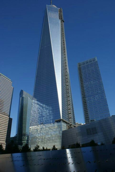 Freedom tower - 911 memorial New York | Trip to the Big ...