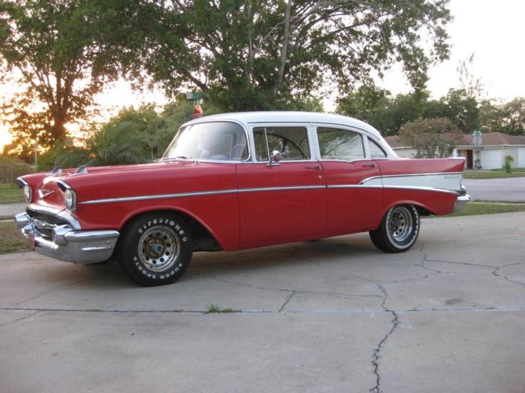 210 4 door 1957 chevrolet cars pinterest for 1957 chevy 210 4 door