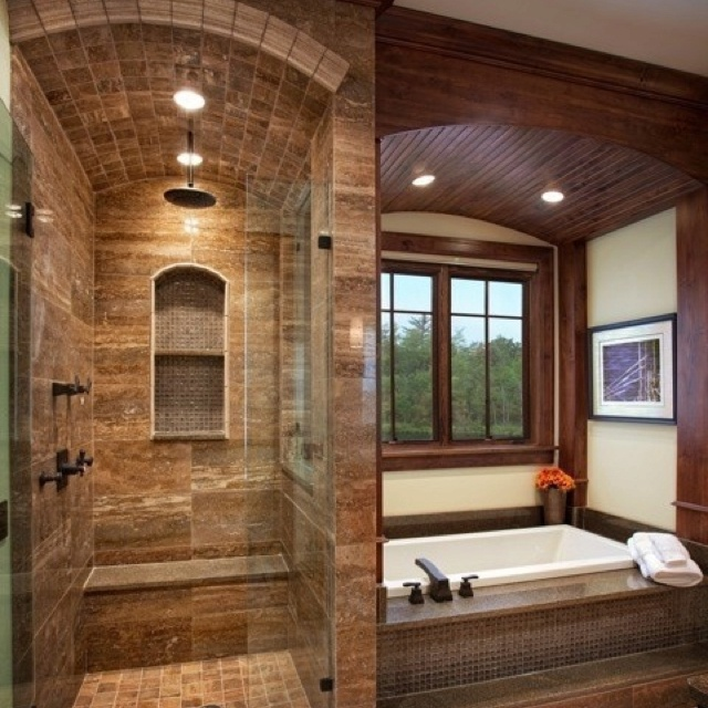 Gorgeous Bathroom Endearing With Beautiful Master Bathroom Shower Pictures