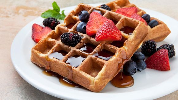 Gingerbread Waffles - Grandparents.com | Nom nom nom | Pinterest