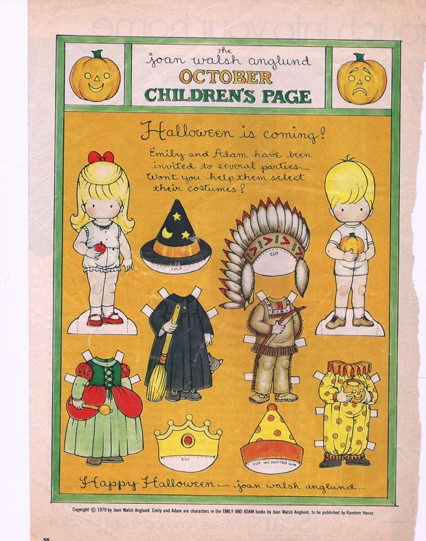 Doodlebug Halloween Parade Design
